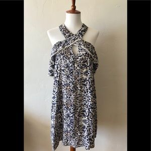 NWT Angie Cold Shoulder Dress